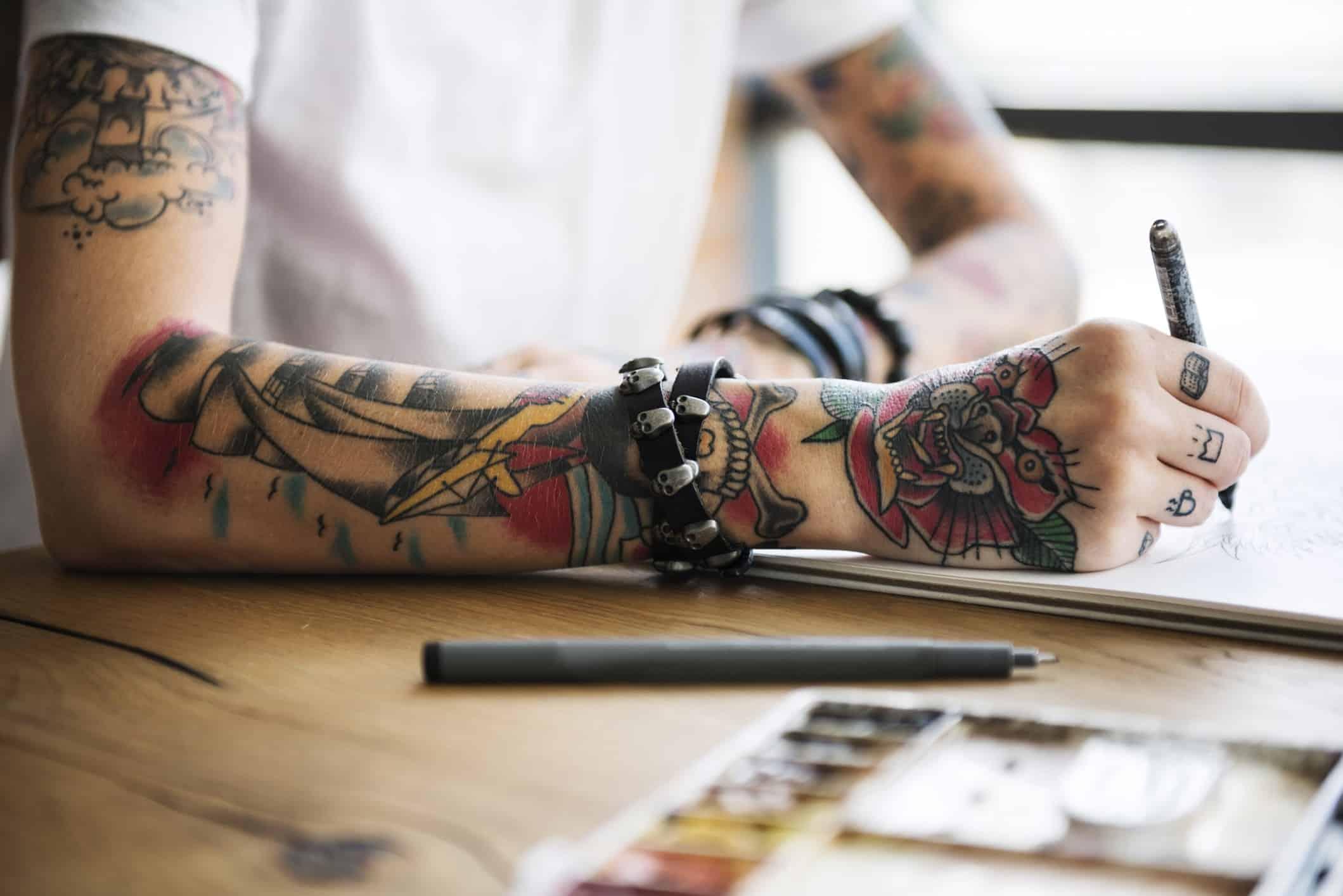 Apprentice Tattoo Basics Book